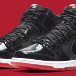 "NIKE SB ZOOM DUNK HIGH TR QS ""RIVALS PACK"" [QSBLACK / BLACK-WHITE / VARSITY RED] (aj7730-001)"