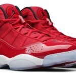 NIKE AIR JORDAN 6 RINGS [GYM RED / BLACK / WHITE] (322992-601)