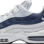 NIKE AIR MAX 95 ESSENTIAL [WHITE/MIDNIGHT NAVY/MONSOON] (749766-114)