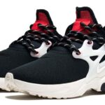 NIKE REACT PRESTO [BLACK / PHANTOM-UNIV RED] (AV2605-002)