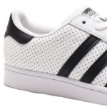 adidas SUPERSTAR [FOOTWEAR WHITE / CORE BLACK / FOOTWEAR WHITE] (FV2830)