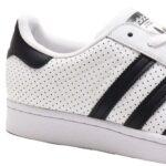 adidas SUPERSTAR [FOOTWEAR WHITE / CORE BLACK / FOOTWEAR WHITE] (FV2830)
