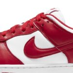 NIKE DUNK LOW SP ST.JOHN'S [WHITE / UNIVERSITY RED] (CU1727-100)