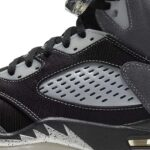 NIKE AIR JORDAN 5 RETRO [ANTHRACITE / BLACK-WOLF GREY-CLEAR] (DB0731-001)