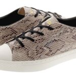 CONVERSE ALL STAR COUPE POINTUE SNK OX [BEIGE SNAKE] (31302860)