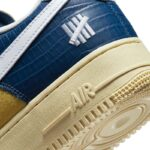 UNDEFEATED x NIKE AIR FORCE 1 LOW SP 5 On It [COURTBLUE / WHITE] (DM8462-400)
