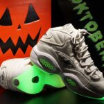 Reebok QUESTION MID Ankle Reaper [ALABASTER / GLASS PINK-BLACK] (FZ1357)