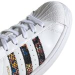 adidas Originals SUPER STAR [FOOTWEAR WHITE / CORE BLACK / RED] (FW3692)
