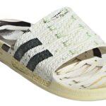 adidas ADILETTE / SUPERLETTE [FOOTWEAR WHITE / CORE BLACK / OFF WHITE] (FW6093)