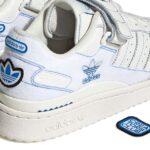 adidas Originals FORUM LOW [WHITE / BLUE BIRD] (GX1018)