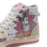 adidas NIZZA HI RF Kasing Lung x Mickey Mouse x adidas Mickey Twist [FOOTWEAR WHITE / FOOTWEAR WHITE / WONDER GLOW] (GZ8838)